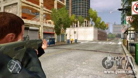 Tavor TAR-21 für GTA 4 Sekunden Bildschirm