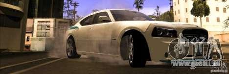 Dodge Charger R/T Daytona für GTA San Andreas rechten Ansicht