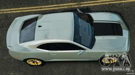 Chevrolet Camaro ZL1 2012 v1.2 pour GTA 4 est un droit