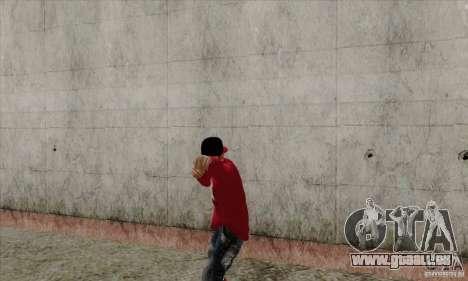 Haut-Ersatz Bmyst für GTA San Andreas her Screenshot
