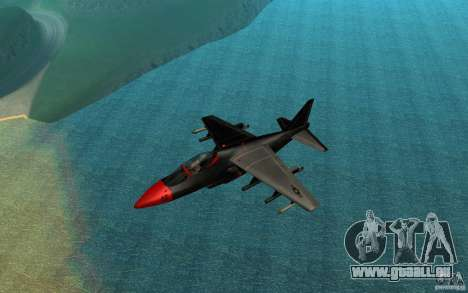 Black Hydra v2.0 pour GTA San Andreas