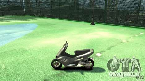 Gilera runner 50 SP With livery2 für GTA 4 linke Ansicht