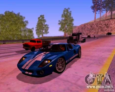 ENBSeries by DeEn WiN v2.1 SA-MP pour GTA San Andreas quatrième écran