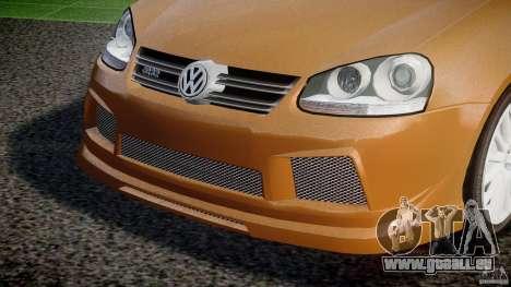 Volkswagen Golf R32 v2.0 pour GTA 4 est un côté