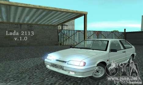 Vaz 2113 Suite v.1.0 pour GTA San Andreas