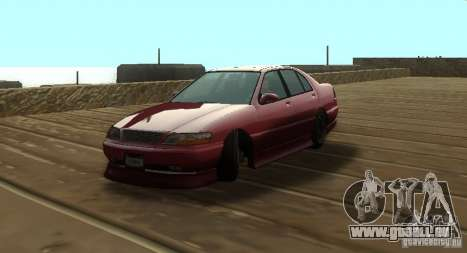 FEROCI VIP für GTA San Andreas