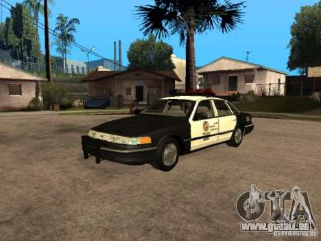 Ford Crown Victoria 1994 Police für GTA San Andreas