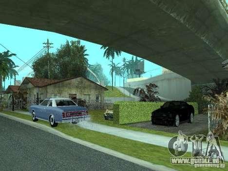 Mega Cars Mod pour GTA San Andreas septième écran