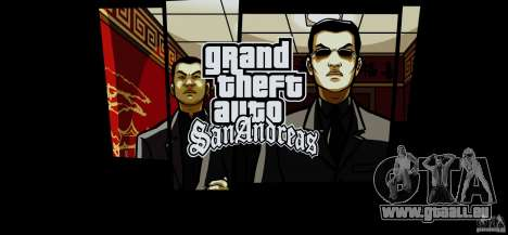 HD Loadscreens v1.01 für GTA San Andreas dritten Screenshot