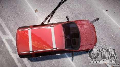 Ford EcoSport pour GTA 4 vue de dessus