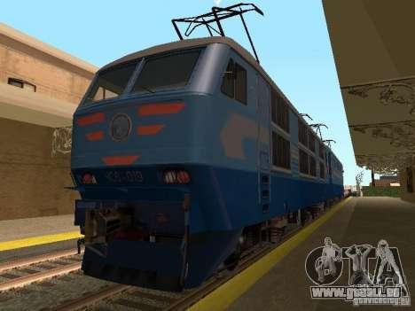 ČS6 019 für GTA San Andreas