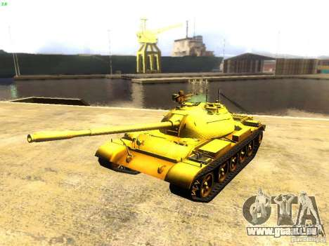Type 59 v1 pour GTA San Andreas