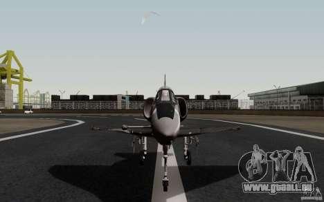 McDonnell Douglas A-4AR Fightinghawk für GTA San Andreas rechten Ansicht