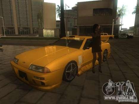 Reality GTA v2.0 pour GTA San Andreas deuxième écran