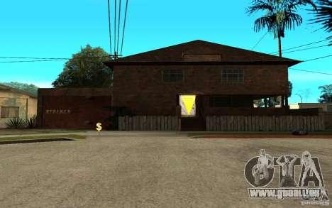 S.T.A.L.K.E.R House pour GTA San Andreas