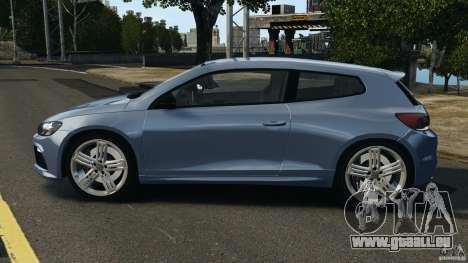 Volkswagen Scirocco R v1.0 pour GTA 4 est une gauche