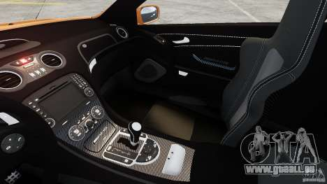Mercedes-Benz SL65 AMG Black Series 2009 [EPM] pour GTA 4 est un côté