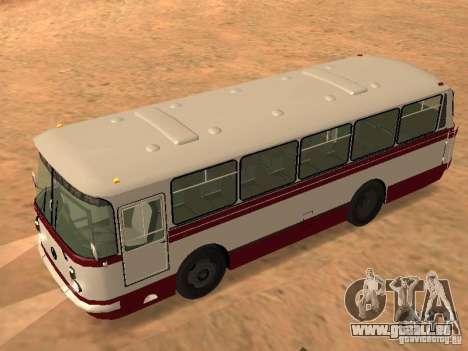 LAZ 695 pour GTA San Andreas vue de droite