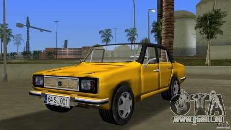 Anadol A1 SL pour GTA Vice City