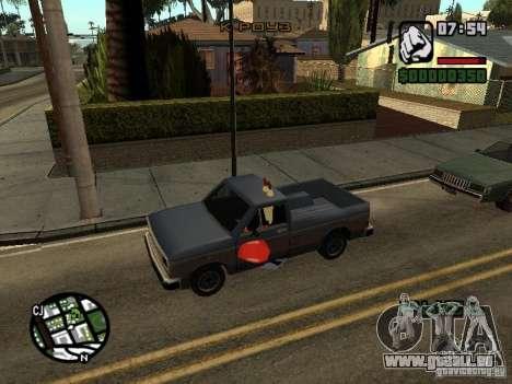 Mr. Krabs für GTA San Andreas neunten Screenshot