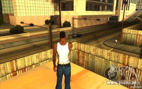 Grande vue pour GTA San Andreas