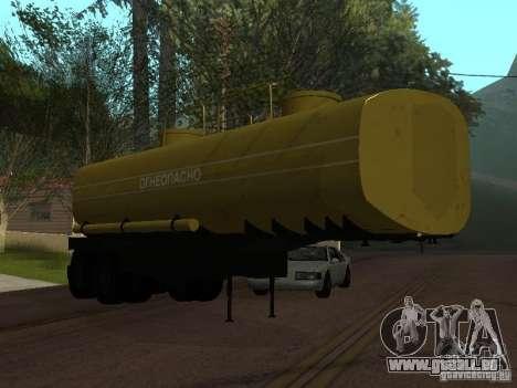 Tank PPC für GTA San Andreas