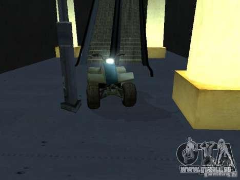 Greatland-Grèjtlènd v0.1 pour GTA San Andreas deuxième écran