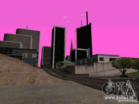 Weather manager für GTA San Andreas
