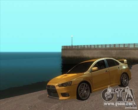 ENB from GTA VI come Back pour GTA San Andreas