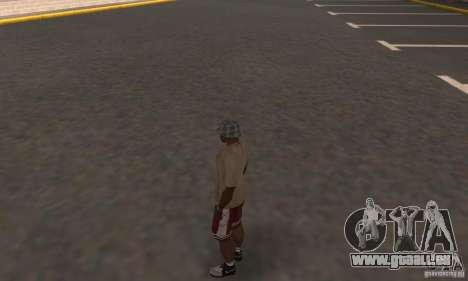 Nike Shoes für GTA San Andreas zweiten Screenshot
