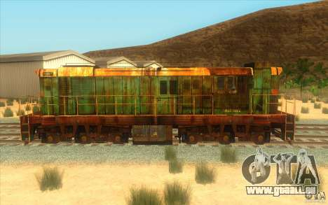 Chme3-5792 v2 pour GTA San Andreas laissé vue