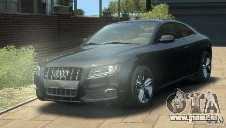 Audi S5 1.1 pour GTA 4