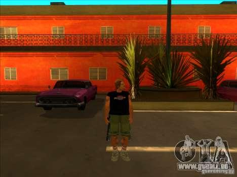 Phil pour GTA San Andreas