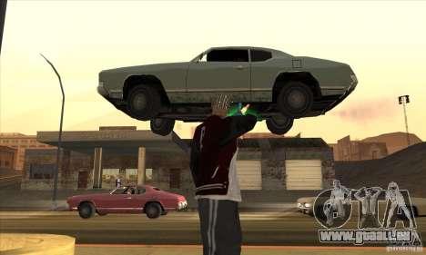 GraviPuška für GTA San Andreas dritten Screenshot
