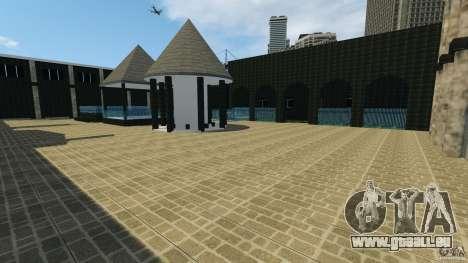 Grand Mosque of Diyarbakir für GTA 4 sechsten Screenshot