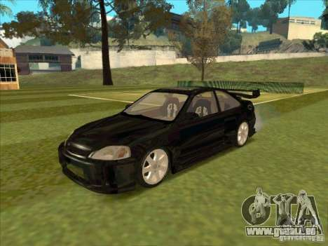 Honda Civic Coupe 1995 from FnF 1 pour GTA San Andreas