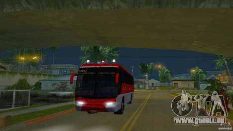 Rural Tours 10012 pour GTA San Andreas