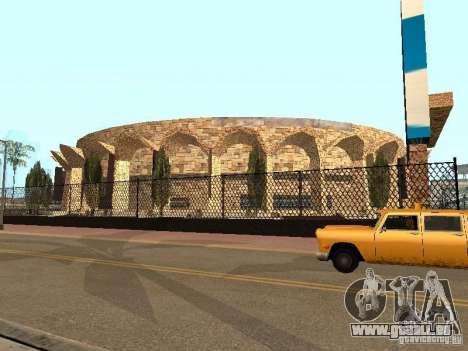 Ein neues Stadion in Los Santos für GTA San Andreas