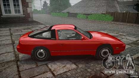 Nissan 240SX pour GTA 4 est une gauche