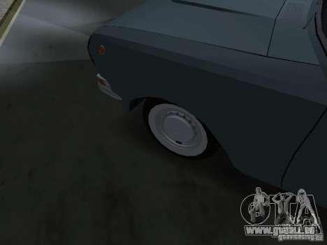 GAZ M24-02 pour GTA San Andreas vue de droite