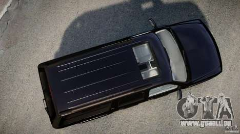 Chevrolet Suburban Z-71 2003 pour GTA 4 est un droit