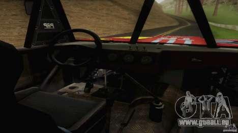 Buggy Off Road 4X4 pour GTA San Andreas vue de droite