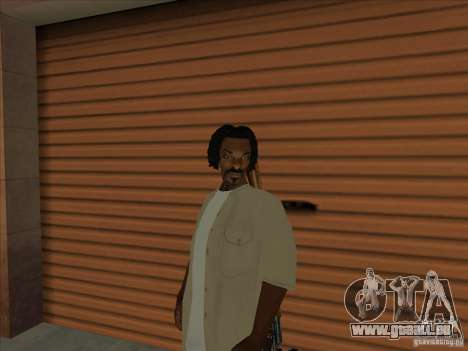 Snoop Dogg Ped für GTA San Andreas