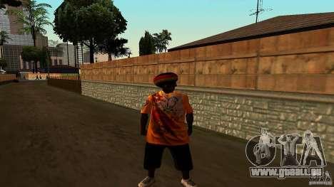 Jamaican Guy für GTA San Andreas