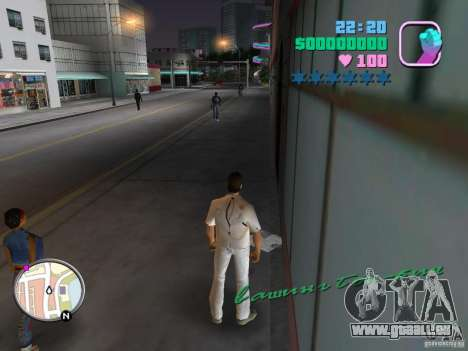 Nouveaux skins Pak pour GTA Vice City septième écran