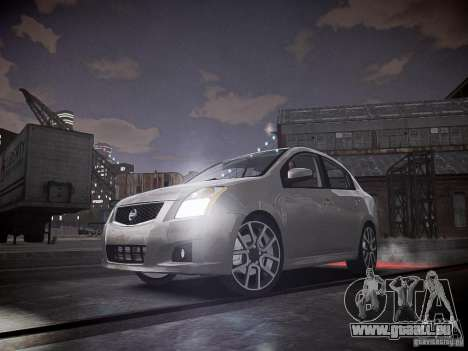 Nissan Sentra SE-R Spec V pour GTA 4