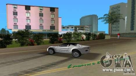 Lotus Elise für GTA Vice City zurück linke Ansicht