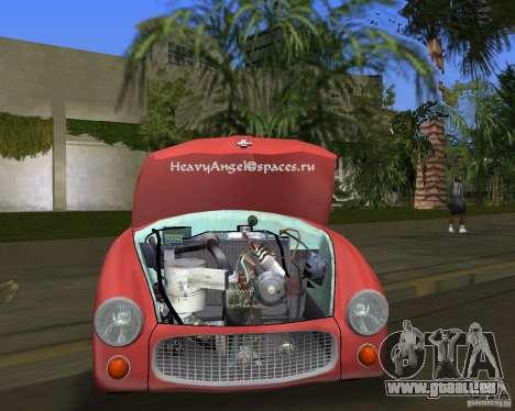 FSO Syrena für GTA Vice City rechten Ansicht