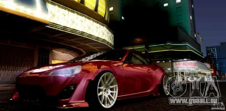 Scion FR-S pour GTA San Andreas