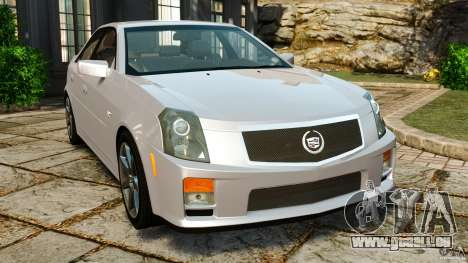 Cadillac CTS-V 2004 pour GTA 4